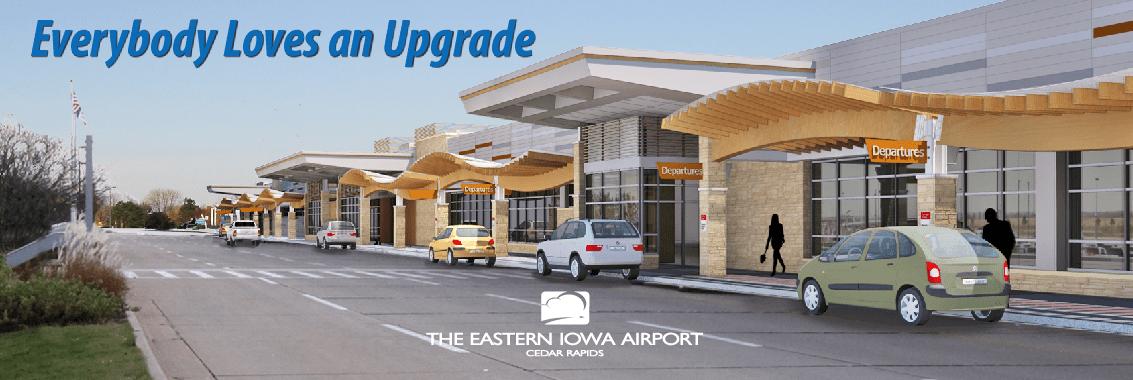 Construction Updates – Eastern Iowa Airport